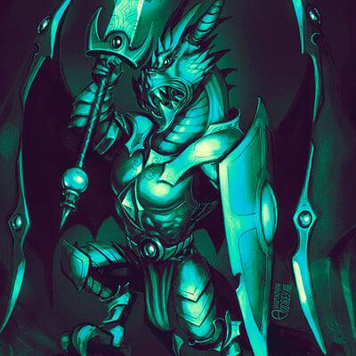 Andrey kamenov dragon warrior 06