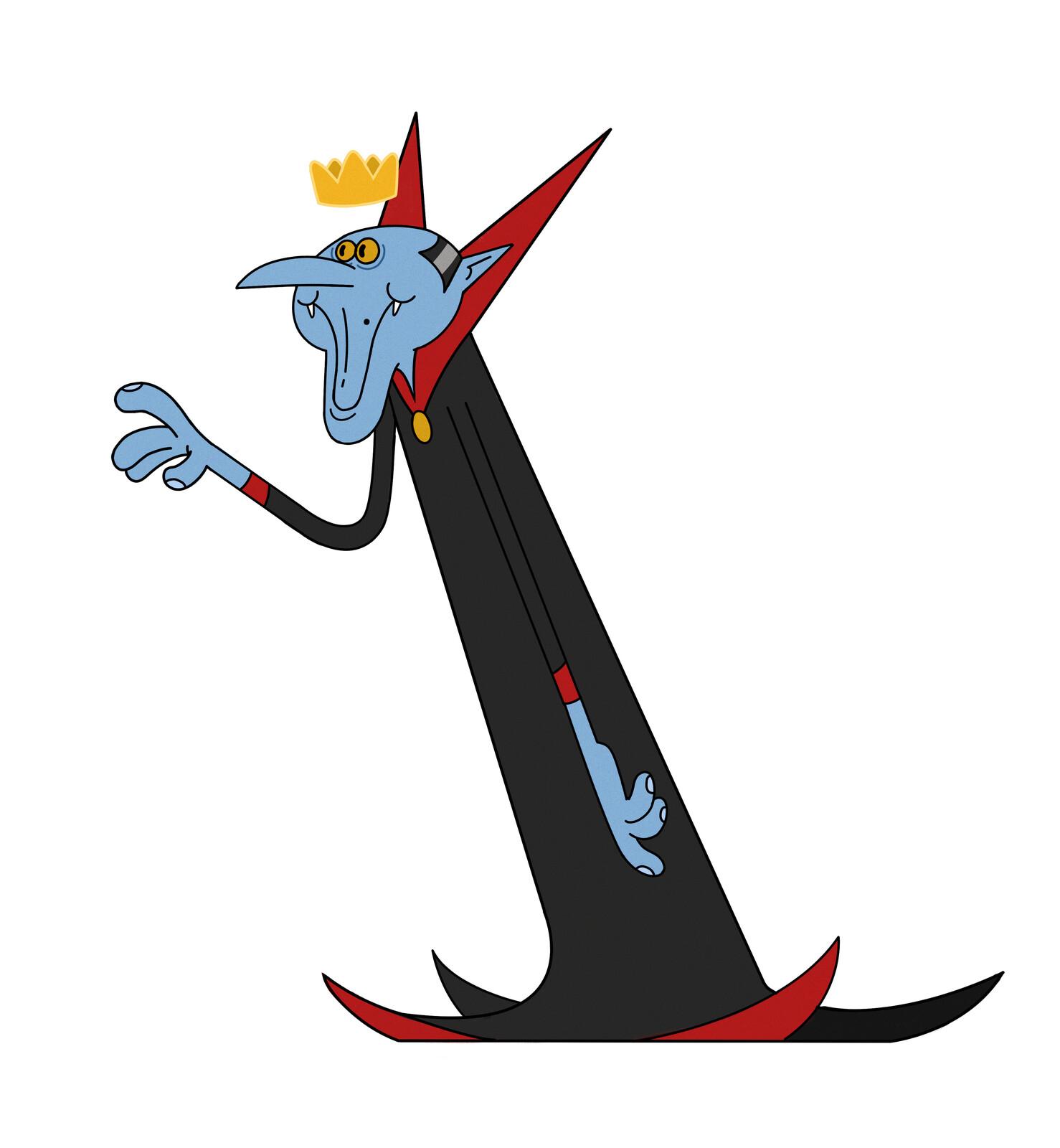 Dracula king