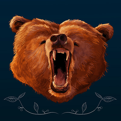 Valentin lamerand bear