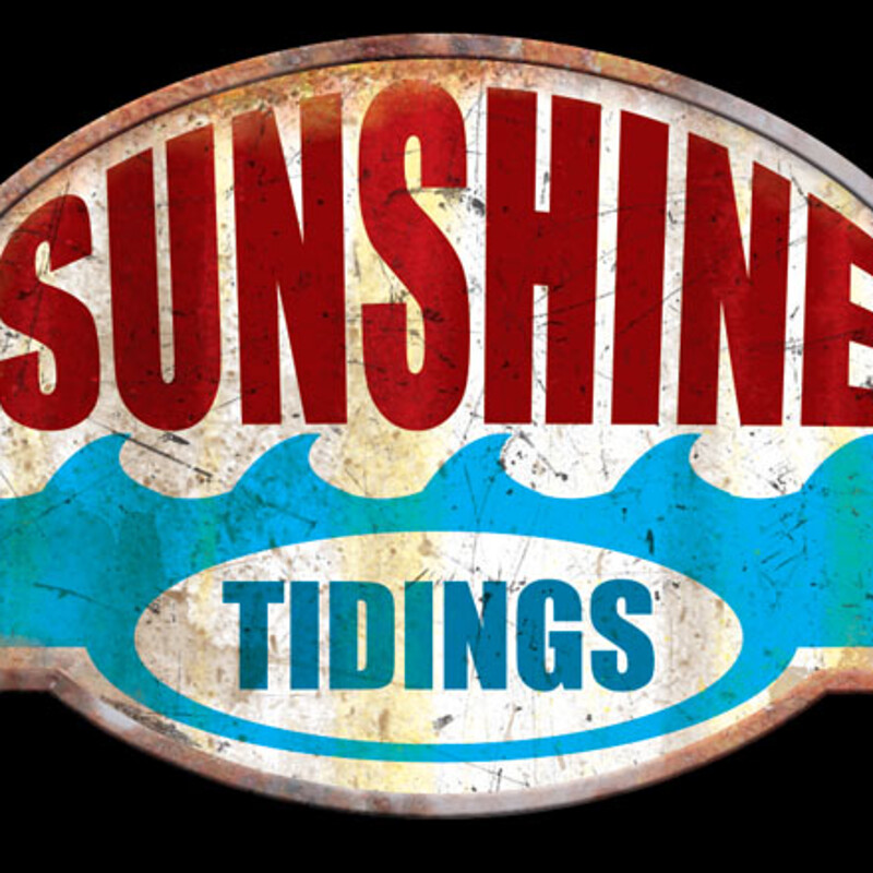 Sunshine Tidings Sign Art