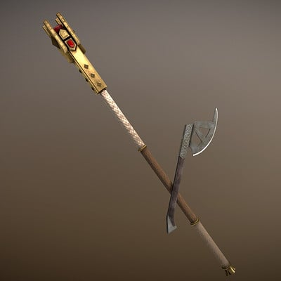 Loremasters' Weapons