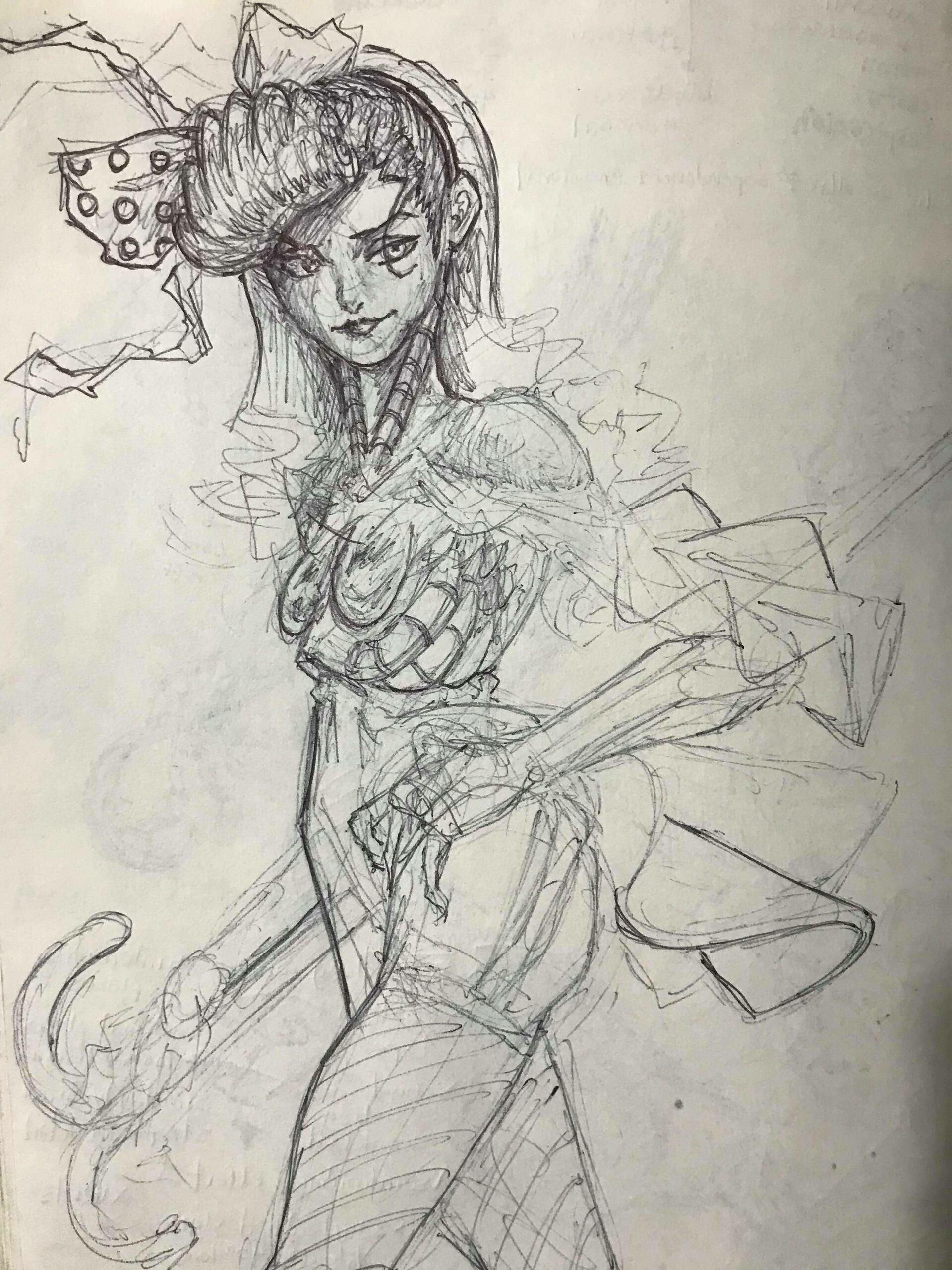 rework Sketch