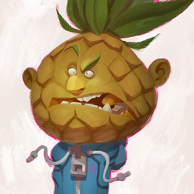 Mike henry pineapple