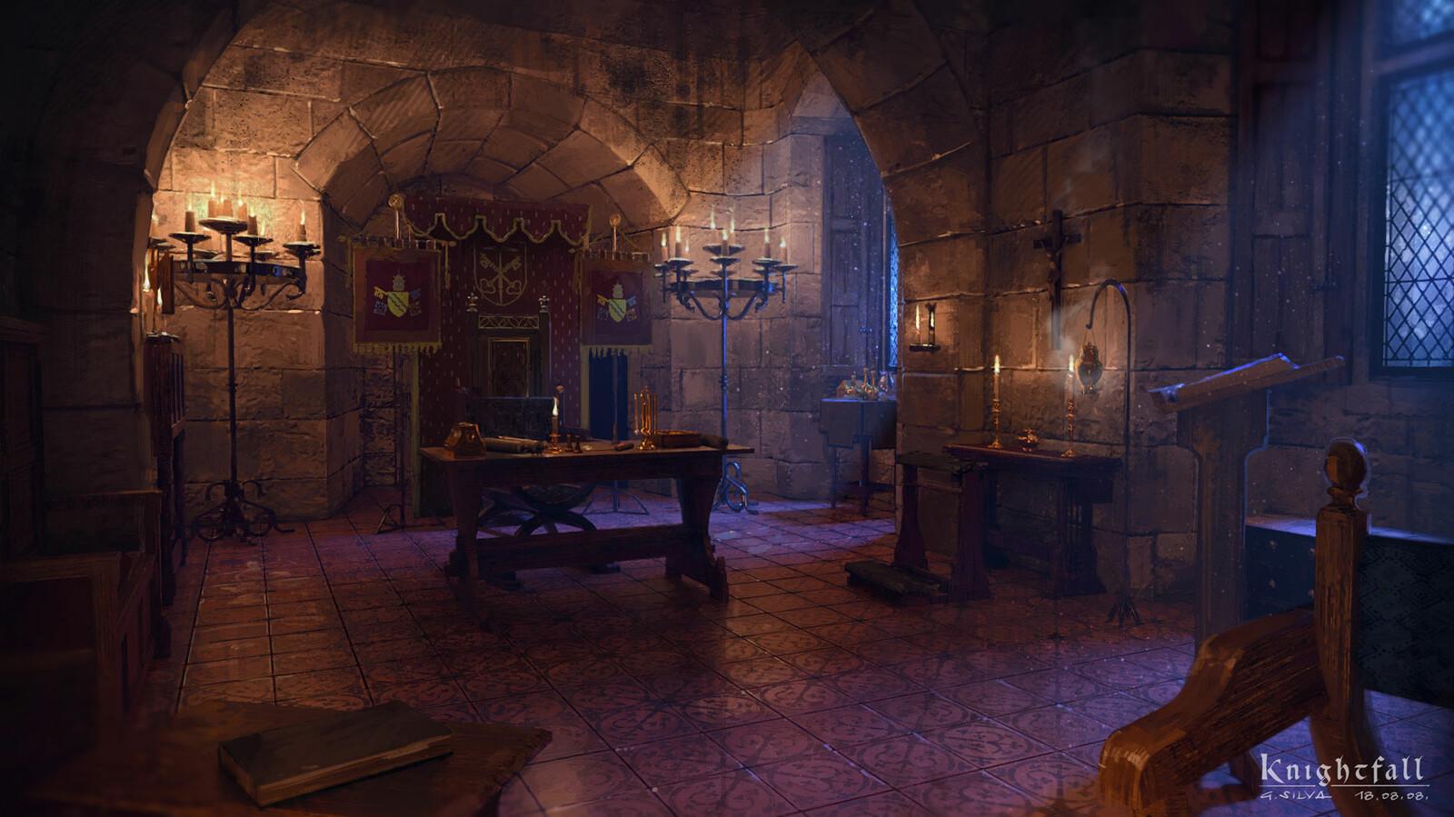 Pope's Chamber