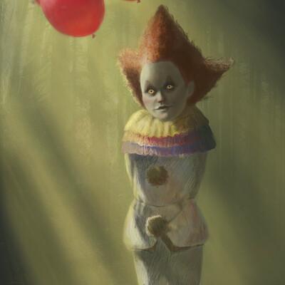 Yana chechunina clownnn