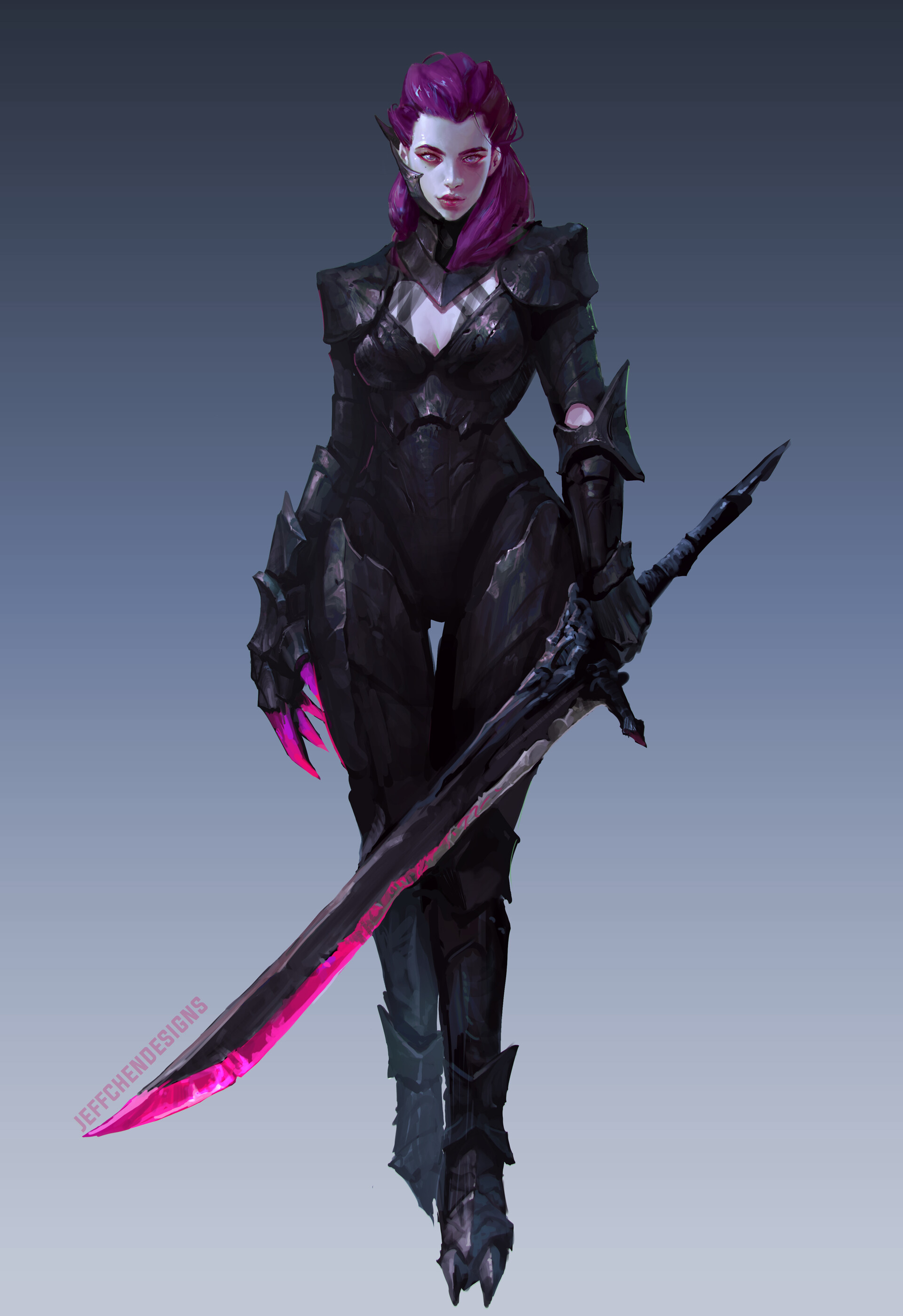 Jeff chen nightblade assassin
