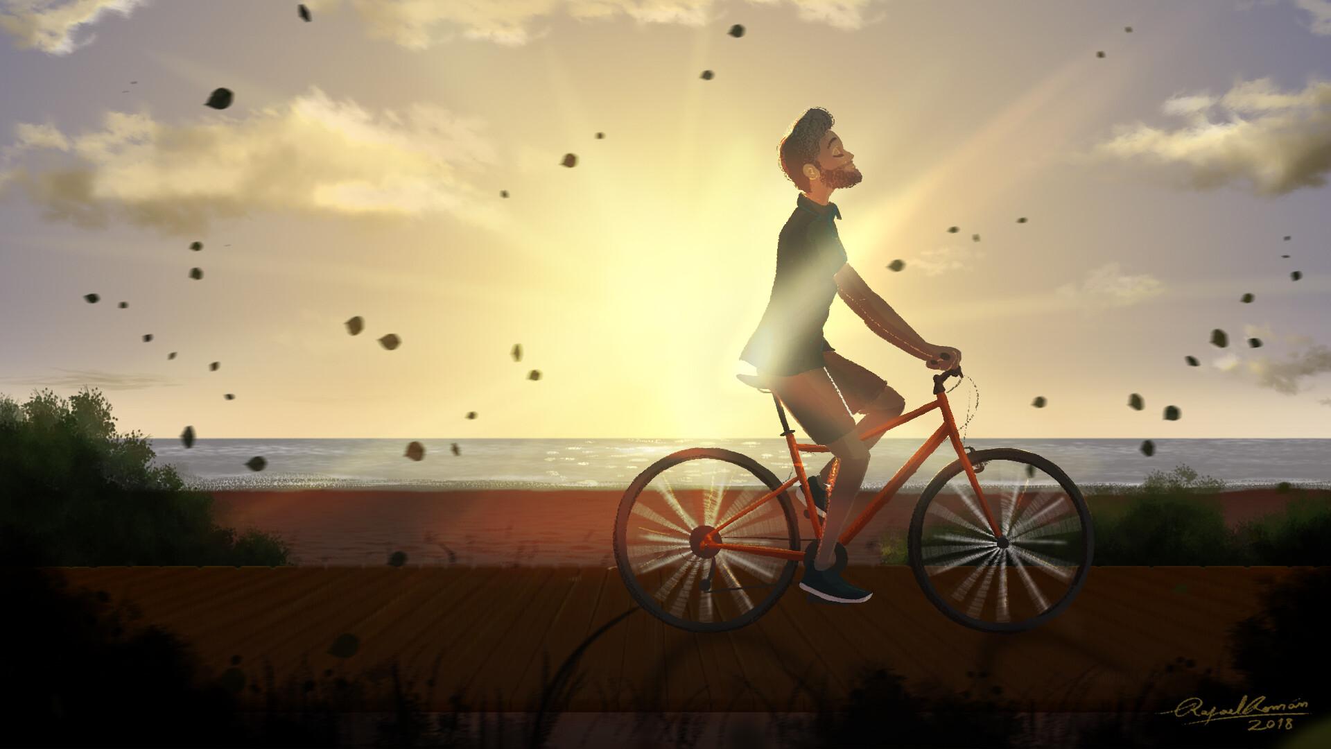 Rafael andrade verano sunset