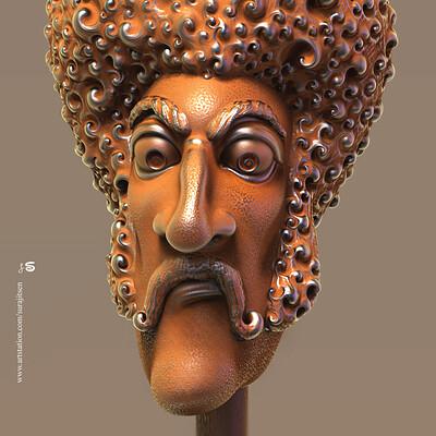 Surajit sen rocky digital sculpting surajitsen may2019