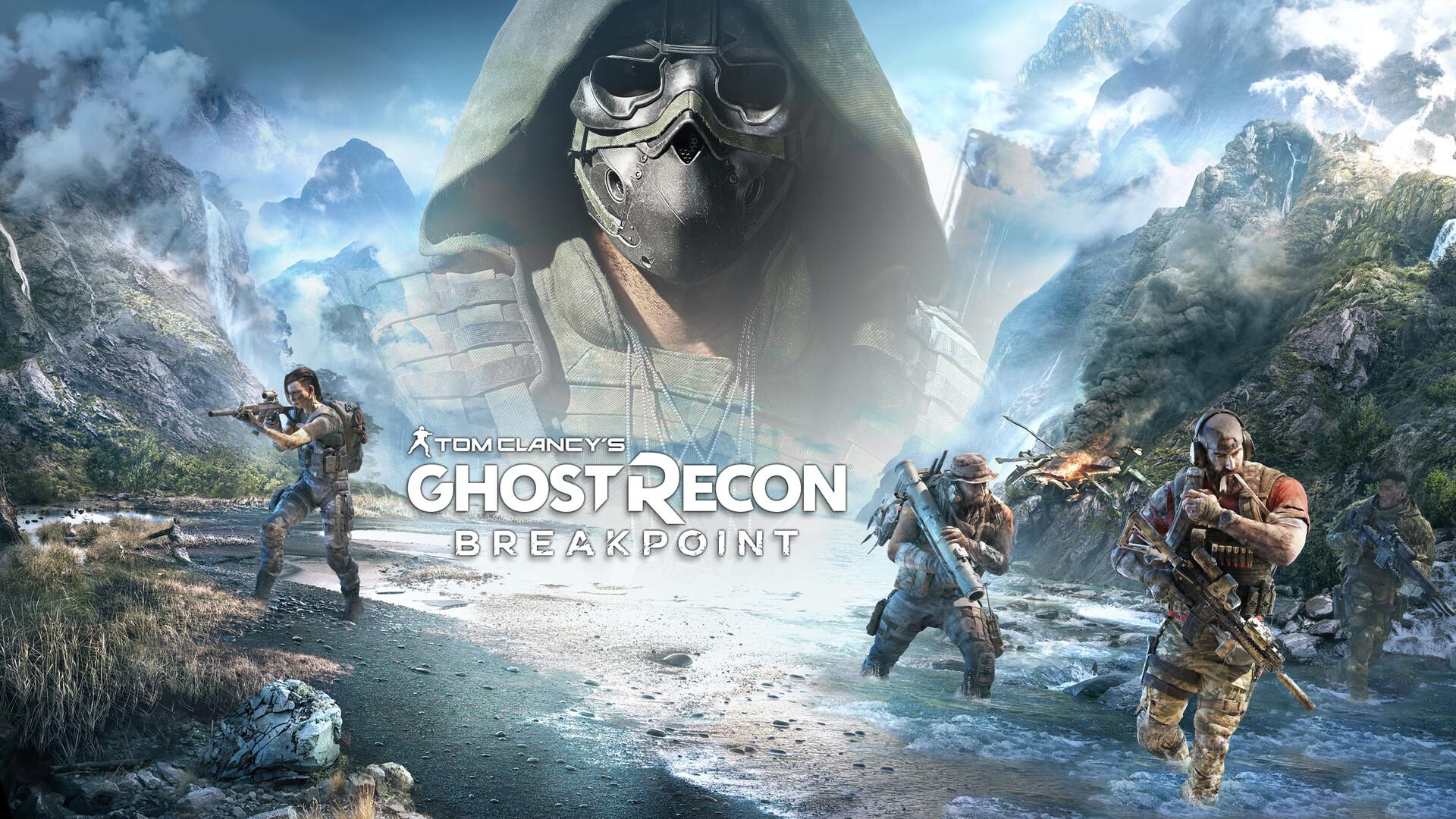 Artstation Ghost Recon Breakpoint Black Beast