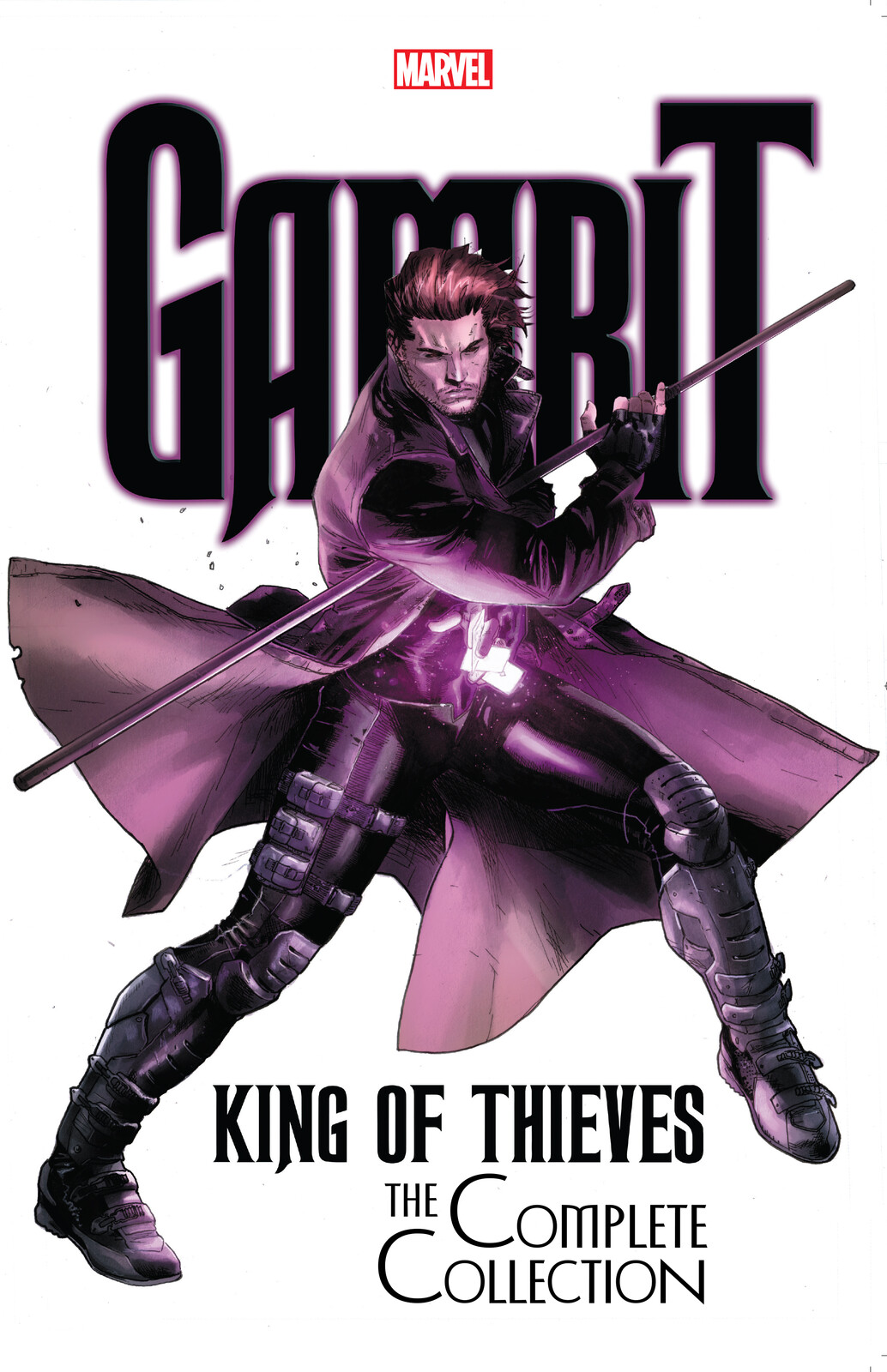 Design and Layout for Marvel's Gambit: King of Thieves