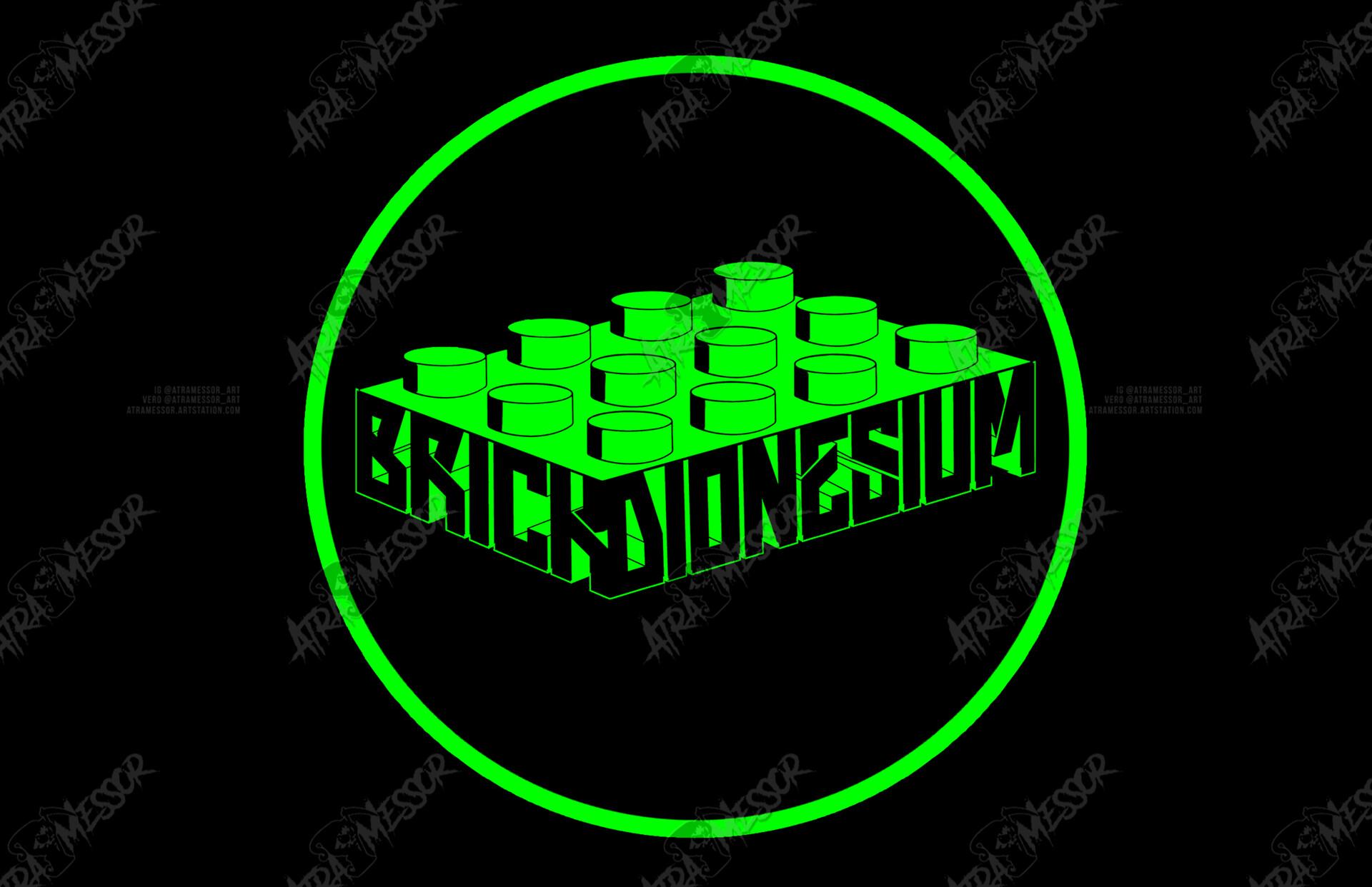 BrickDionesium Logo (commission)