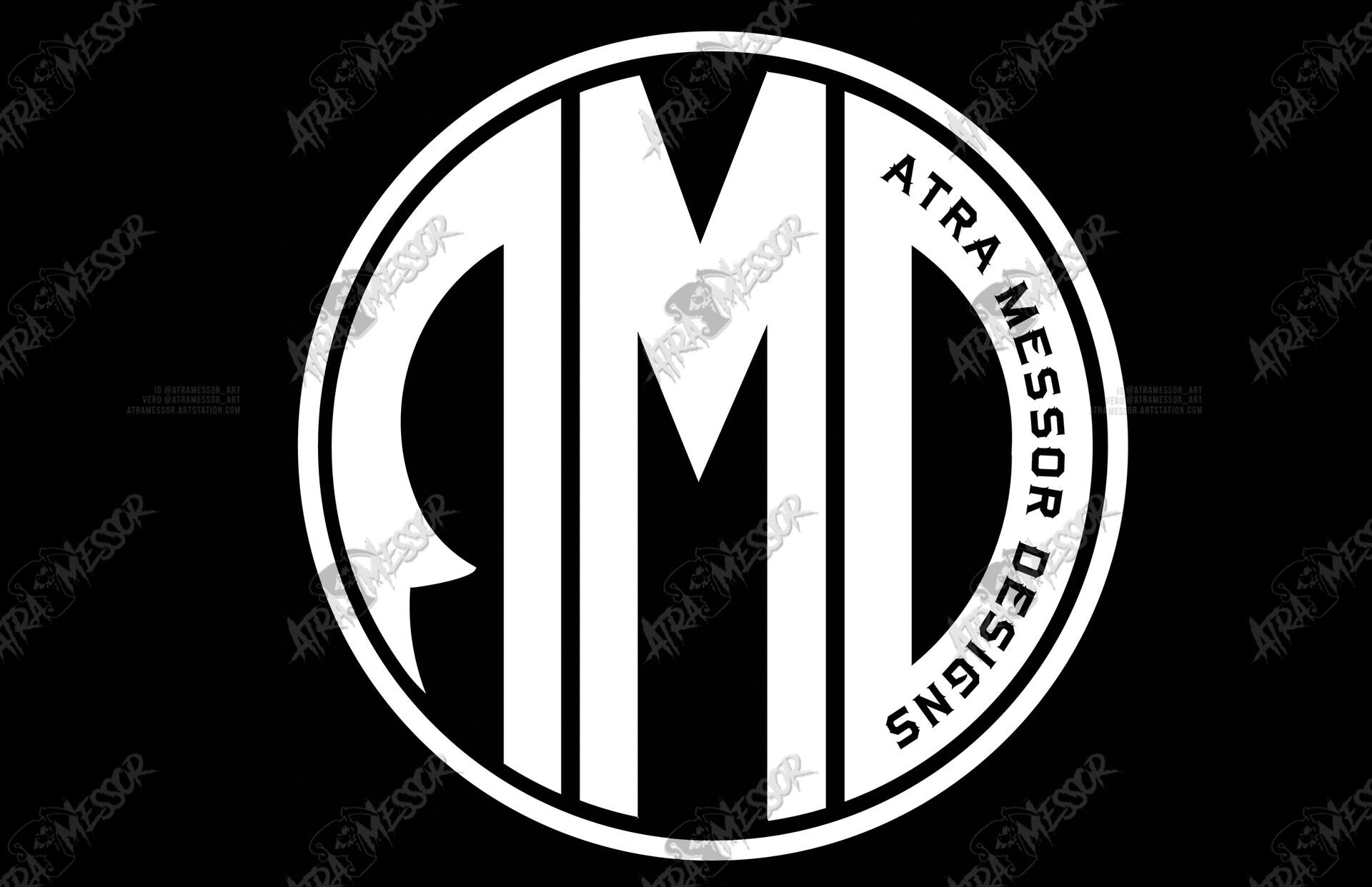 Atra Messor Designs Logo (personal)
