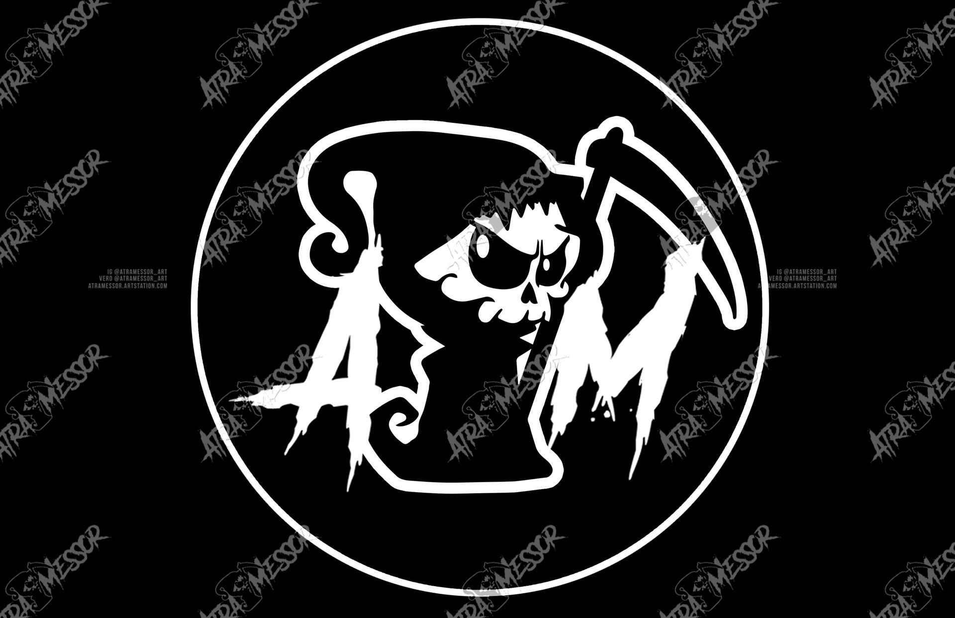 Atra Messor Logo (personal)