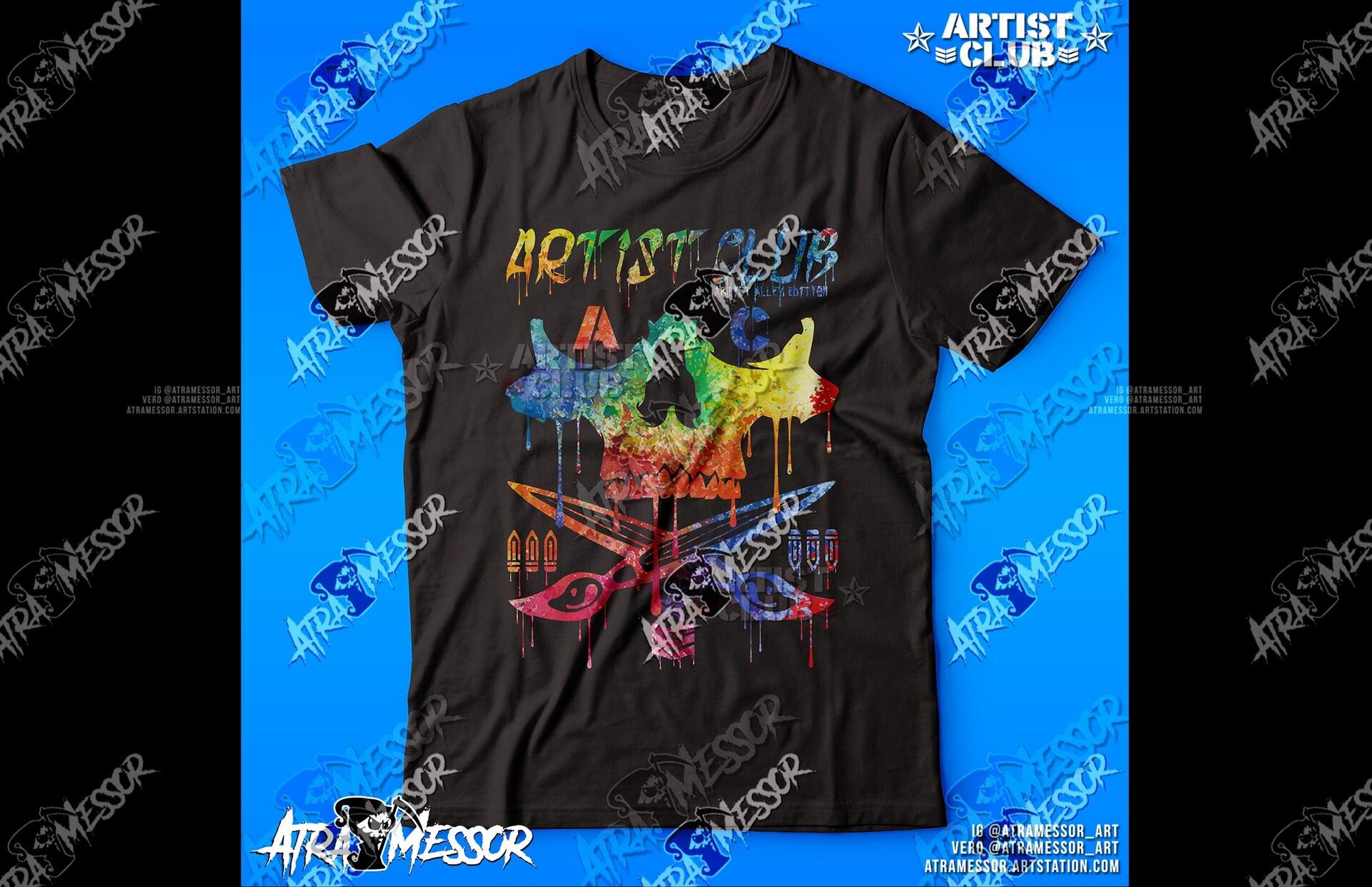 "Artist Club ""Bleed Art"" (Artist Alley Edition)"