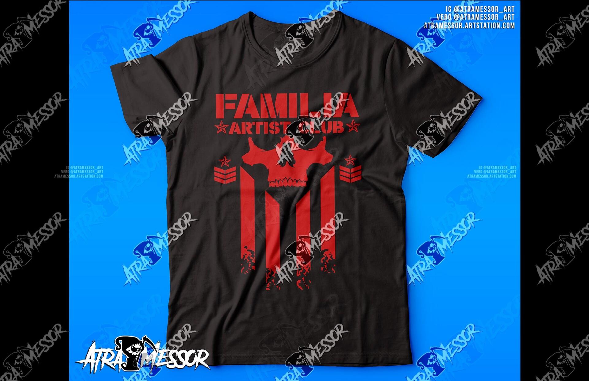 "Artist Club ""familia"" (Resistance Edition)"