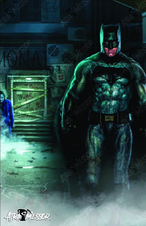 Batman Crime Alley