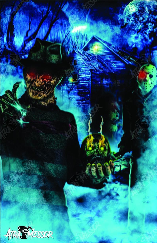 Jay peralta halloween