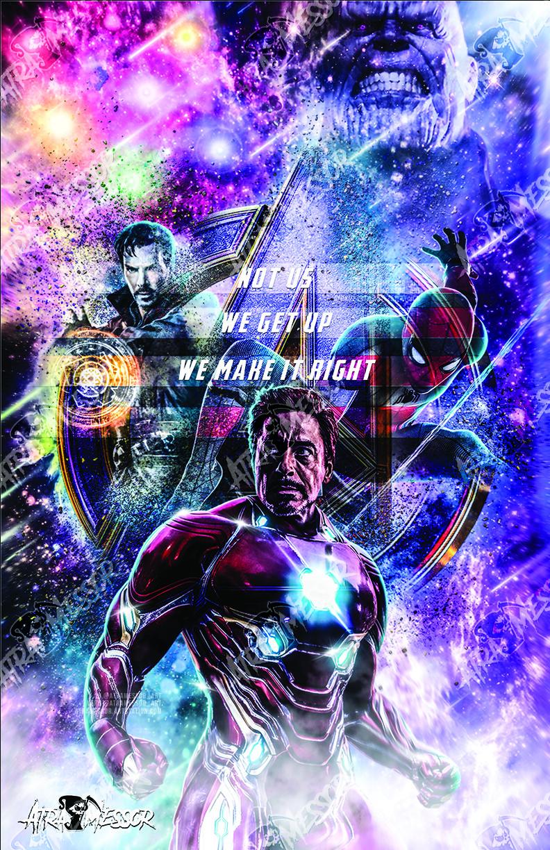 Iron Man (endgame Set)