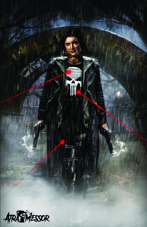 Lady Punisher (Gina Carano)