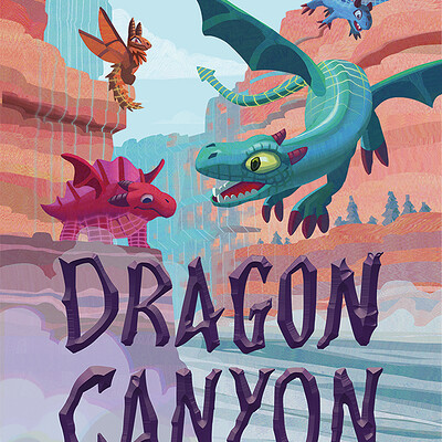 Florian garbay dragon canyon