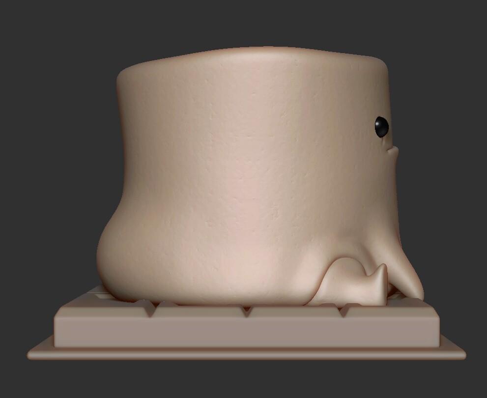 Robert fink marshfellow sculpt 03