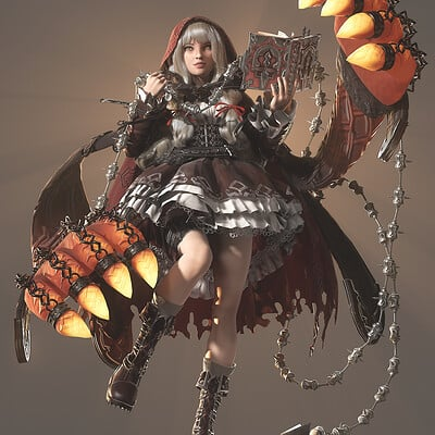 Red Riding Hood (Sinoalice)