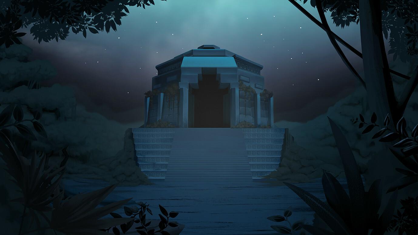 Temple - Exterior
