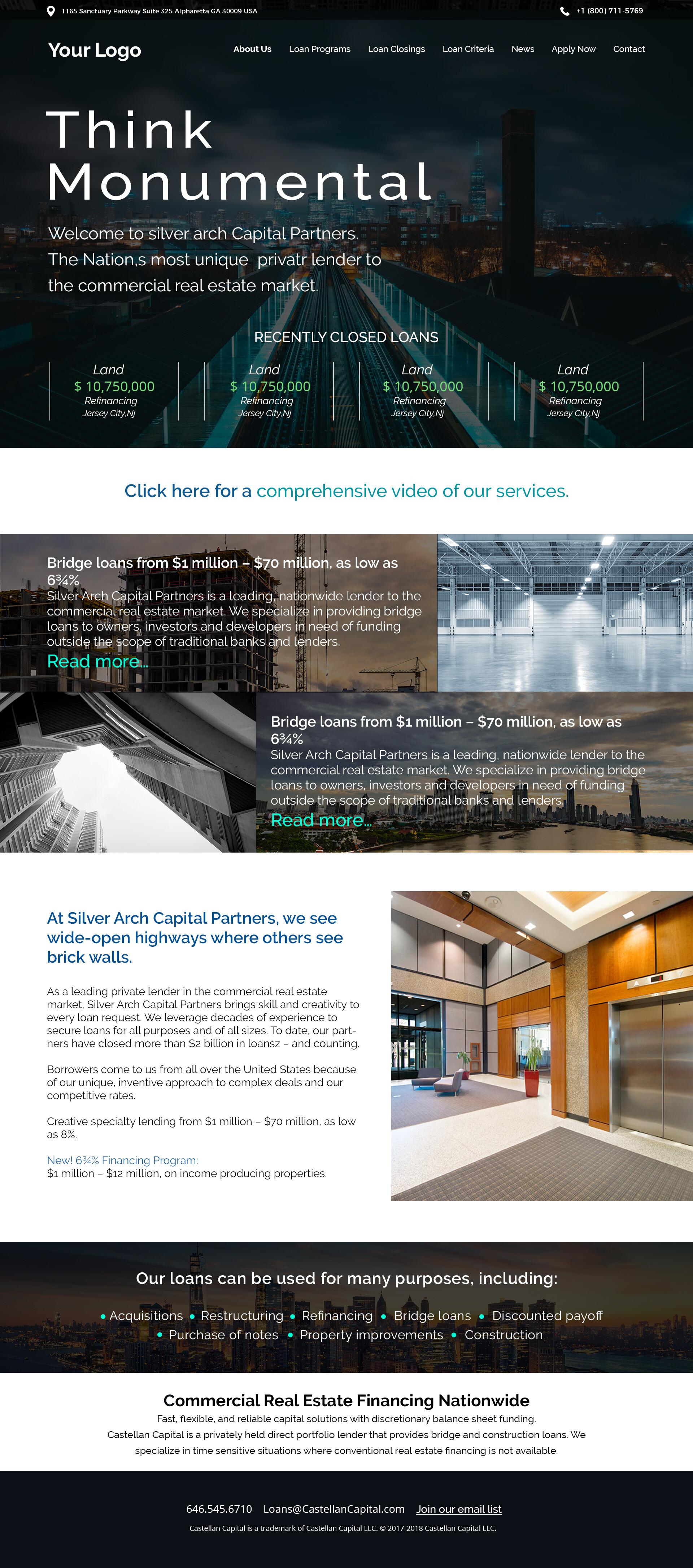 ArtStation - Commercial Real Estate, Techzo LLC
