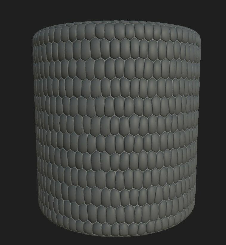Francois rimasson scale pattern