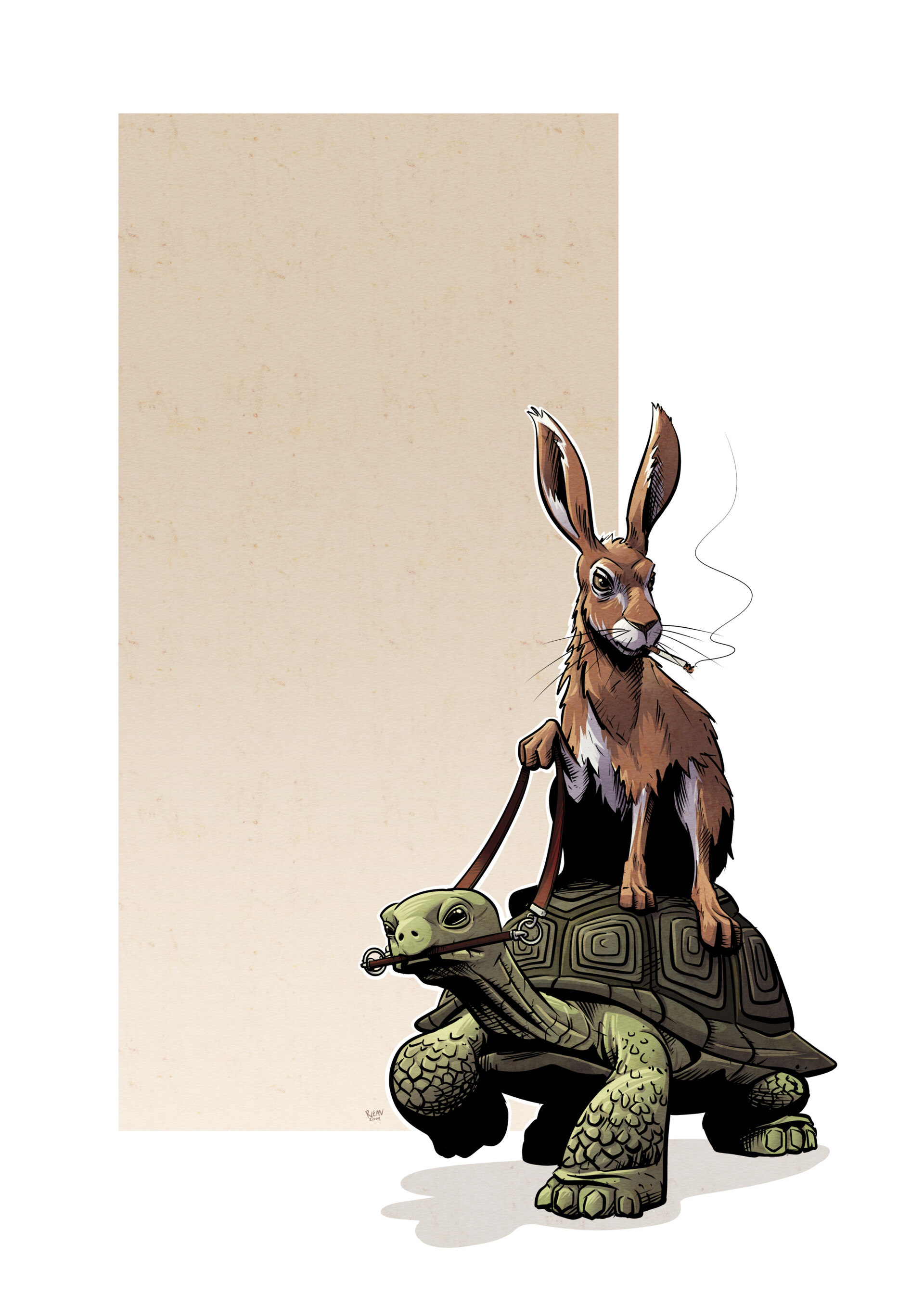 Ryan james neal tortoise and hare sml 01