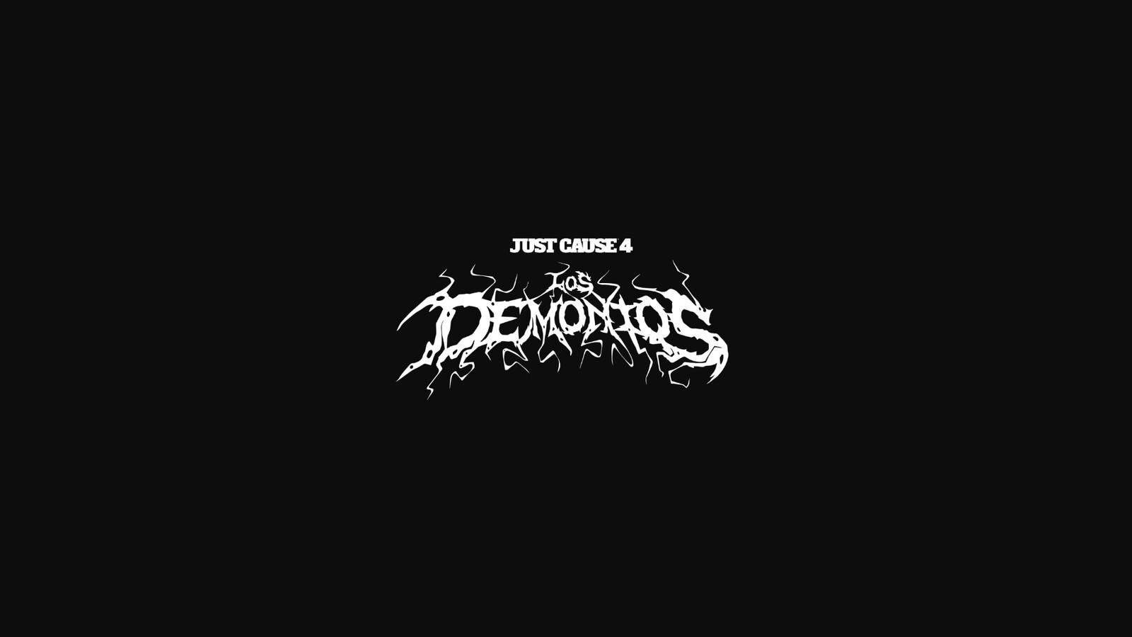Just Cause 4: Los Demonios Logo