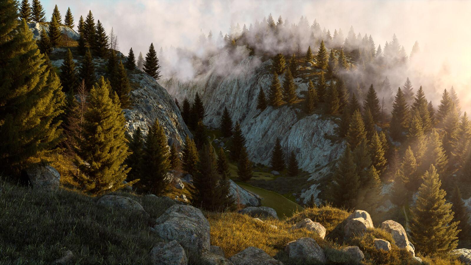 The Valley - Full Frame