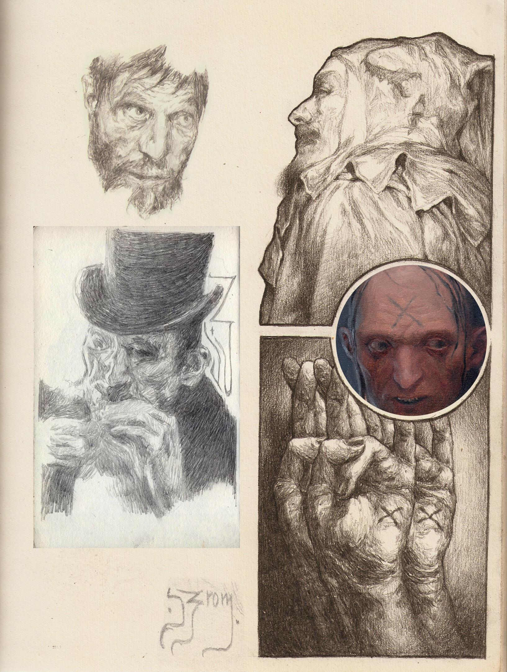 Daniel zrom danielzrom sketchbook6