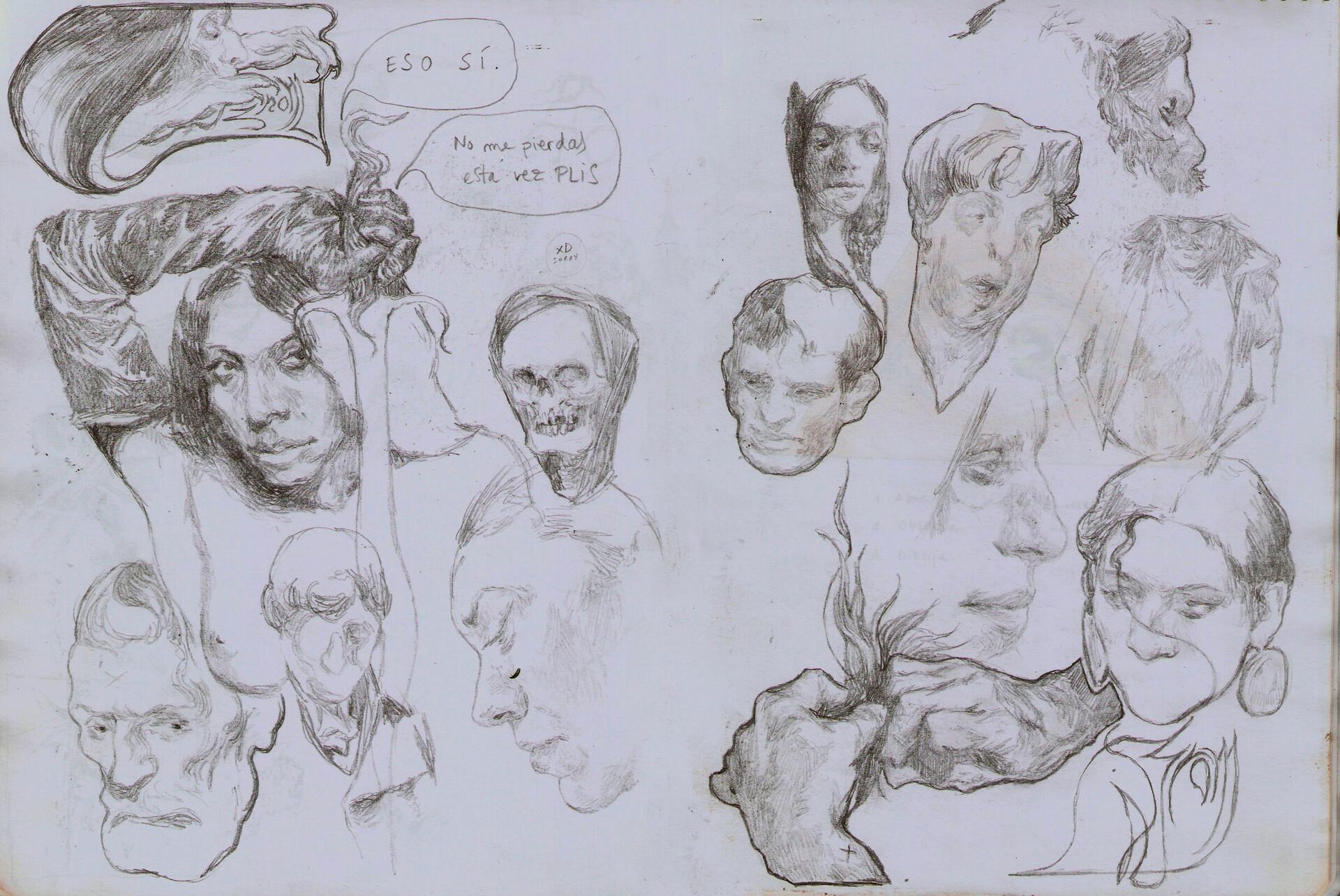 Daniel zrom danielzrom sketchbook9