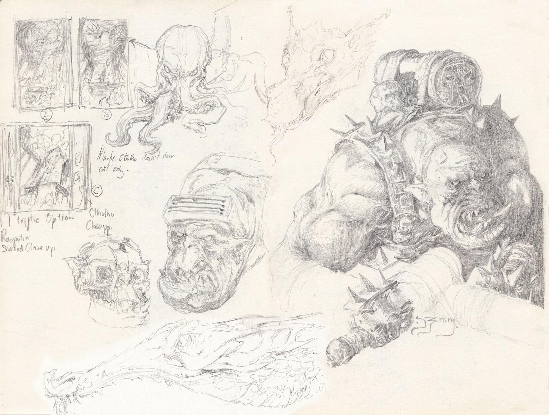 Daniel zrom danielzrom sketchbook15