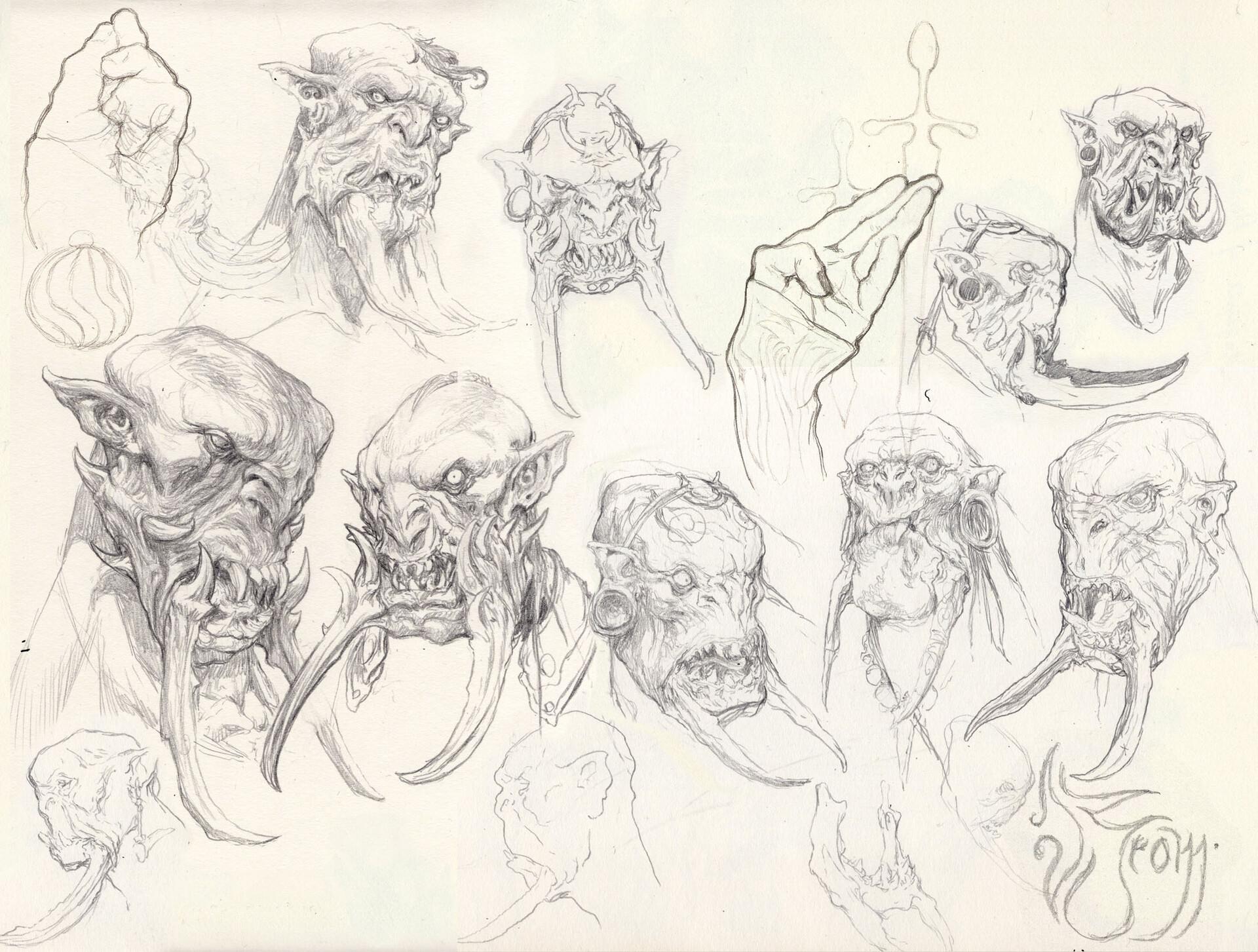 Daniel zrom danielzrom sketchbook16
