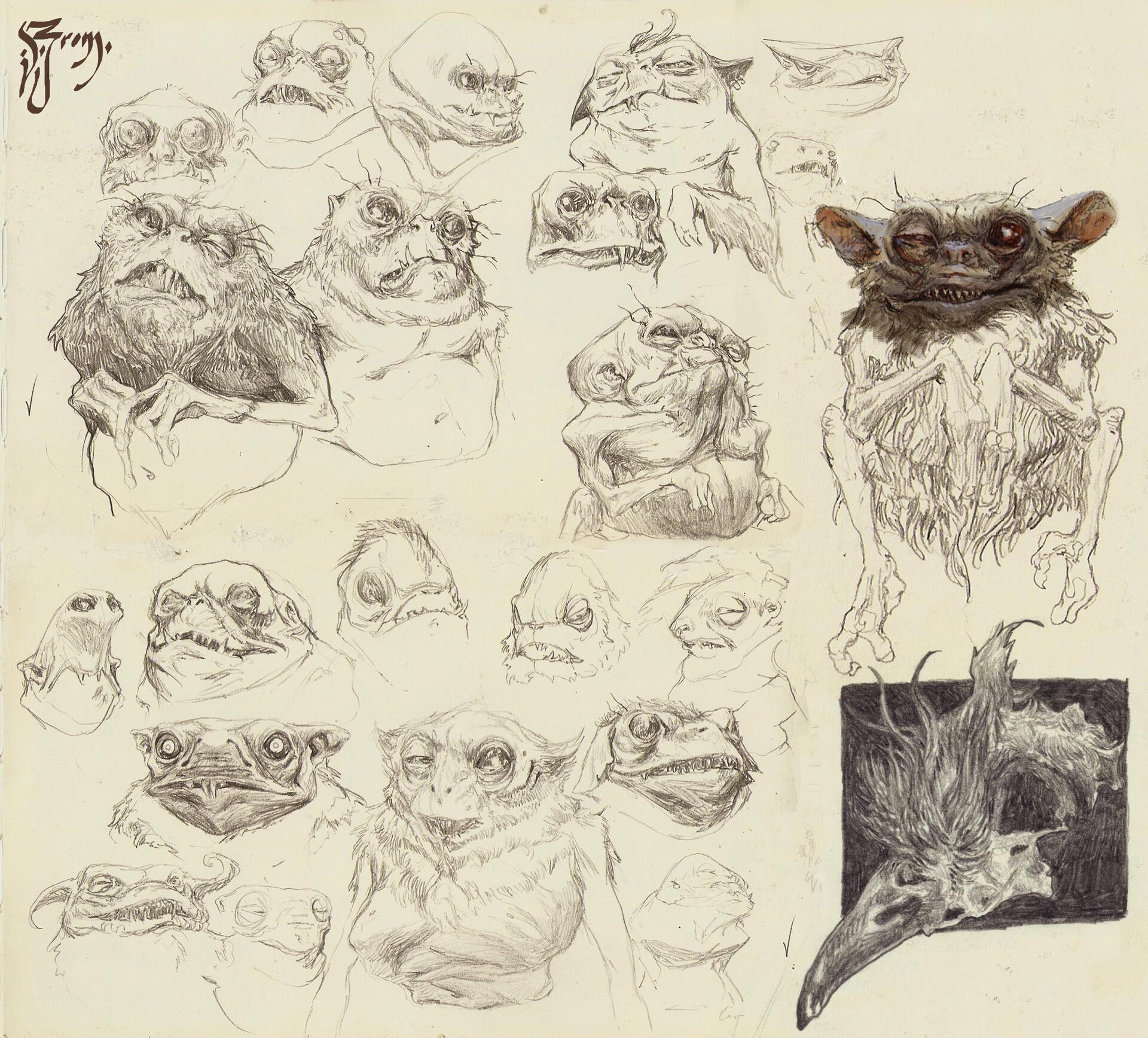 Daniel zrom danielzrom sketchbook12