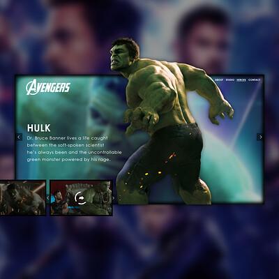 Egehan dogan avengers hulk