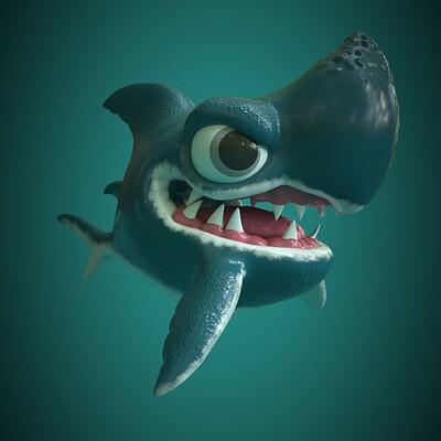 Ivan gosp pastor tiburon cartoon render 00
