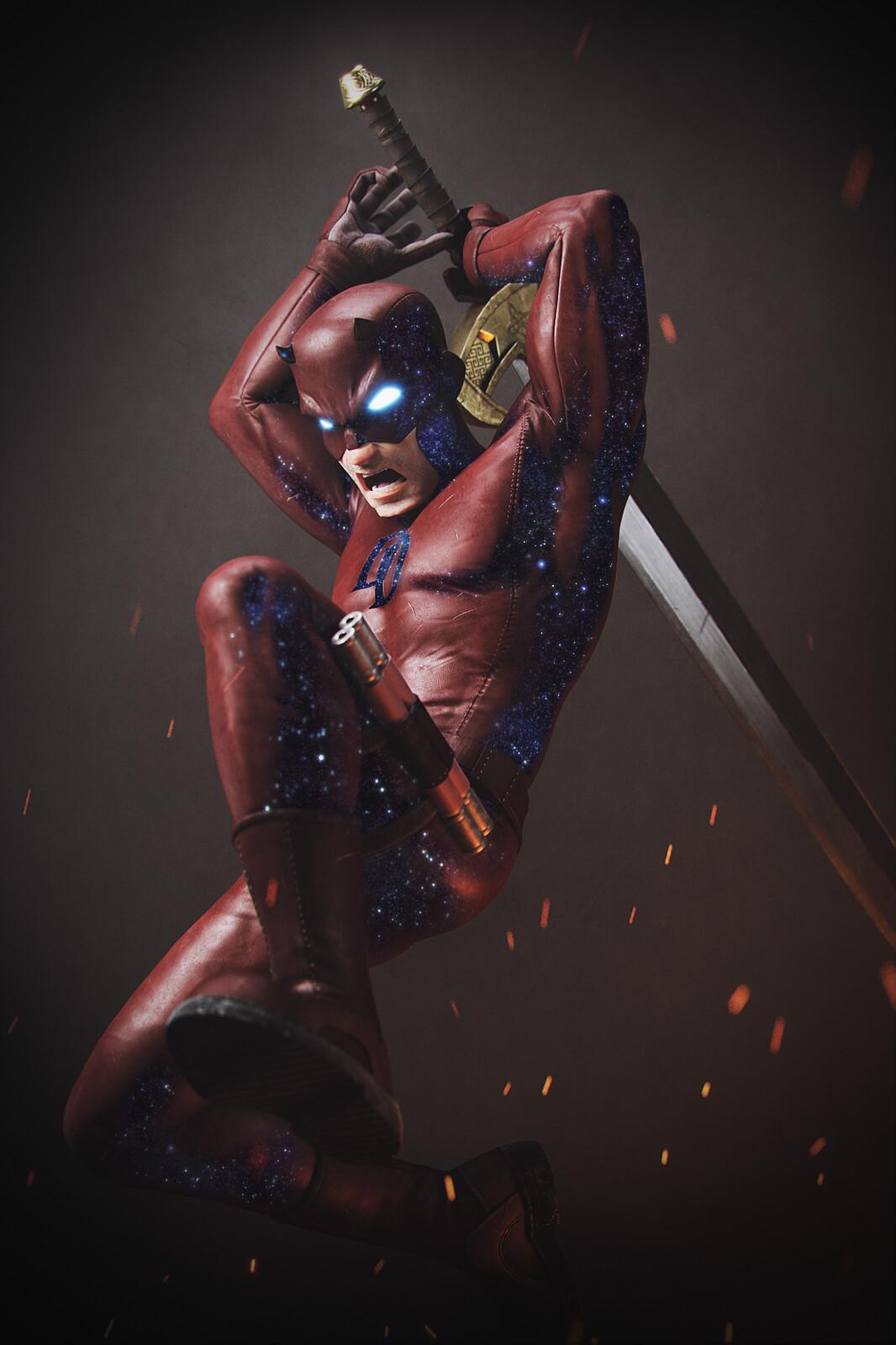 Daredevil Final Artwork