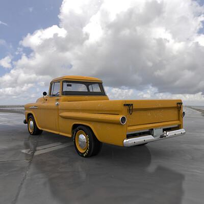Federico zimbaldi pickup 1958b 428