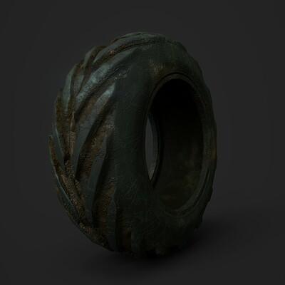Joshua farmer tire