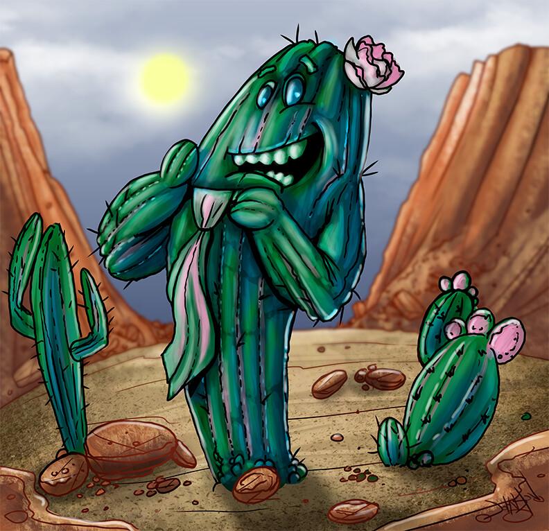 Cacti Rendering