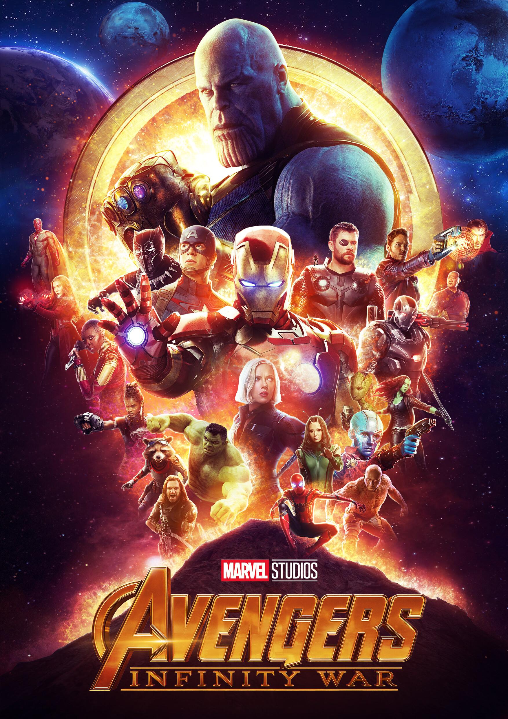 Avengers Infintiy War