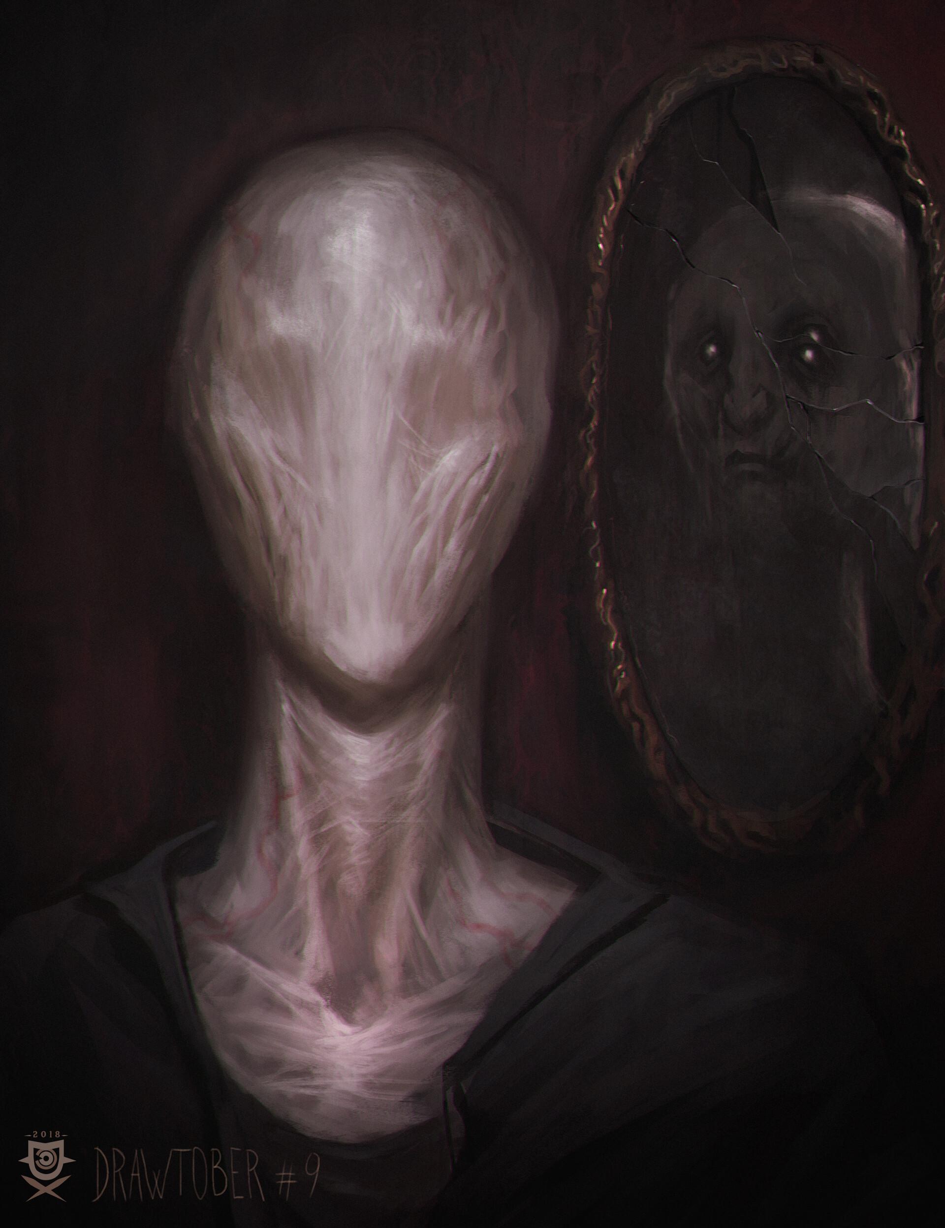 Thomas bourdon hidden face
