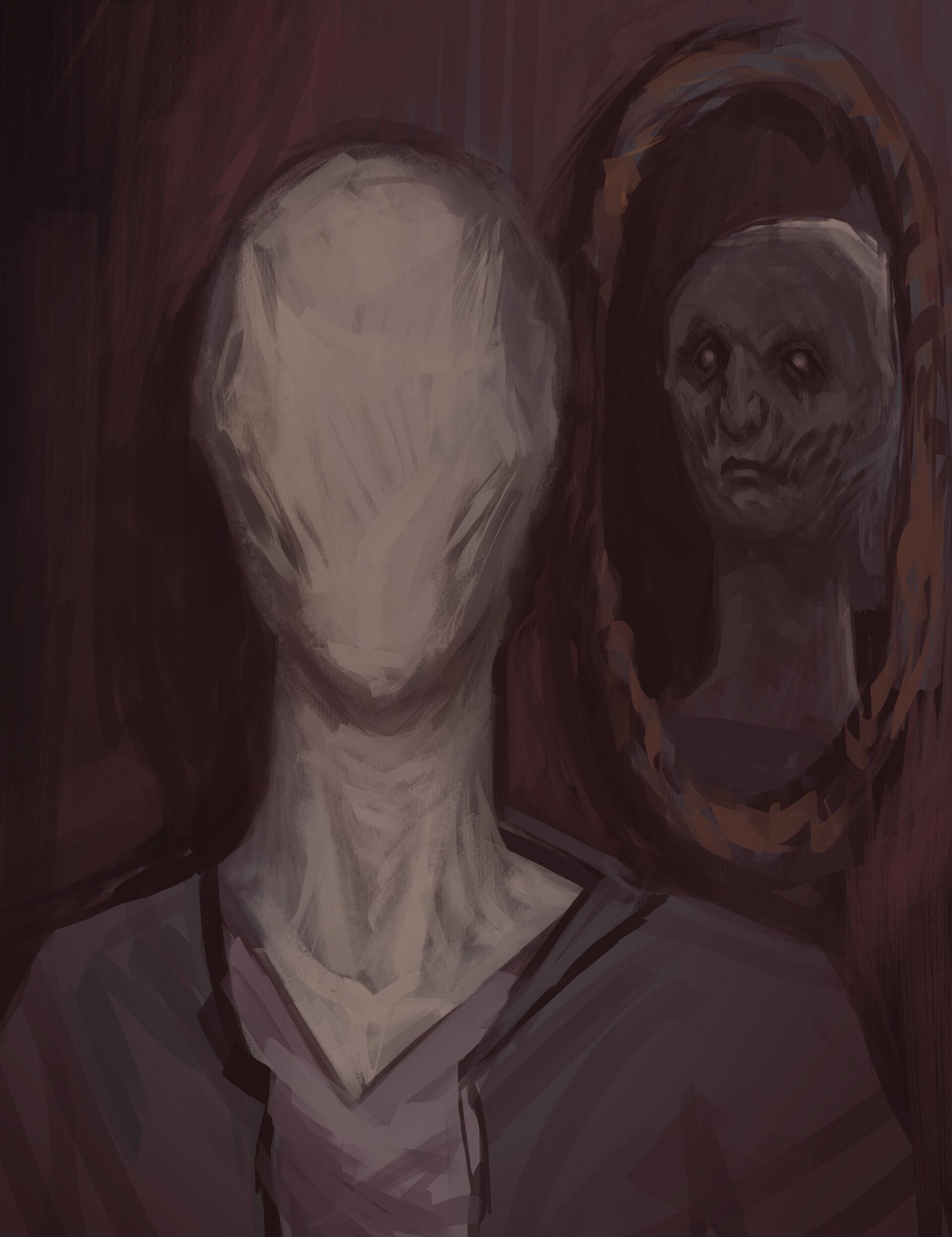 Thomas bourdon hidden face sketch