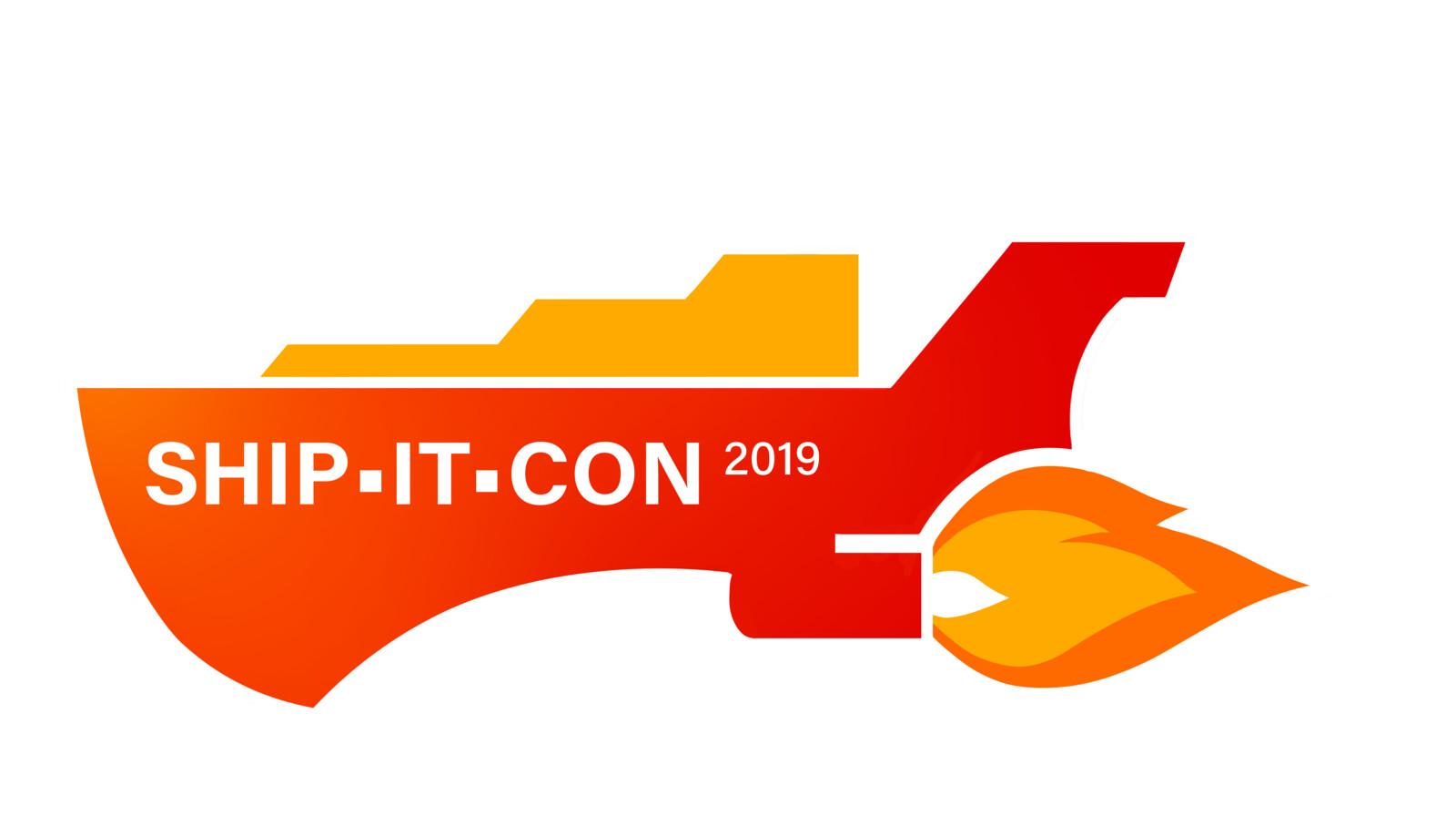Ship It Con Logo