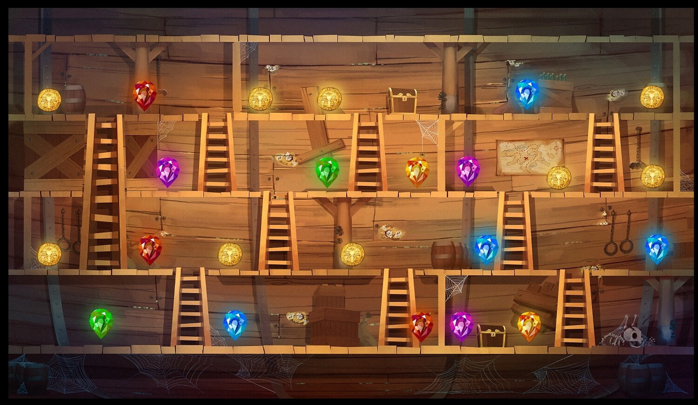 """Pirate ship"" mini-game"