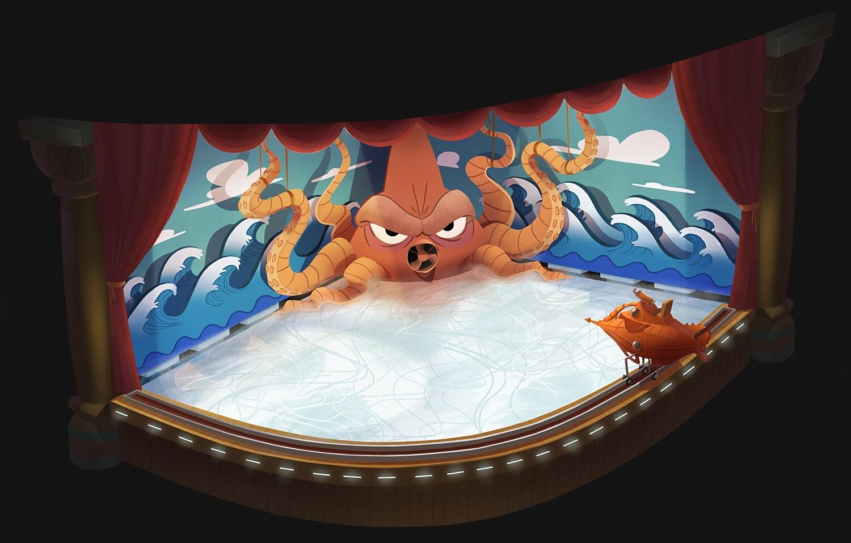 """""""Nemo"""" mini-game"""