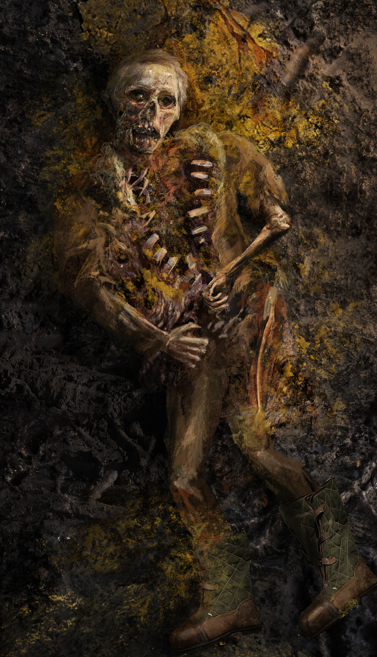 Eva kedves nest corpse concept 01 v01